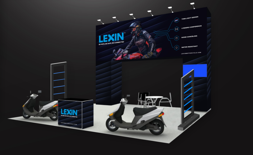Lexin Motorcycle