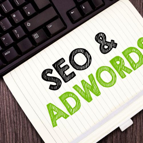 seo vs google ads - online marketing agency orange county