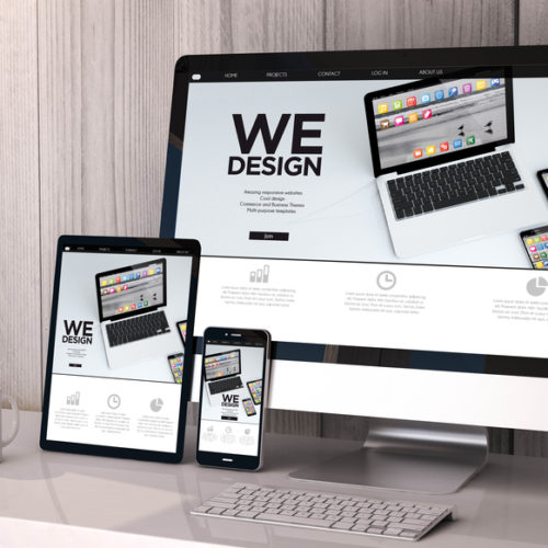 professional business website design orange county