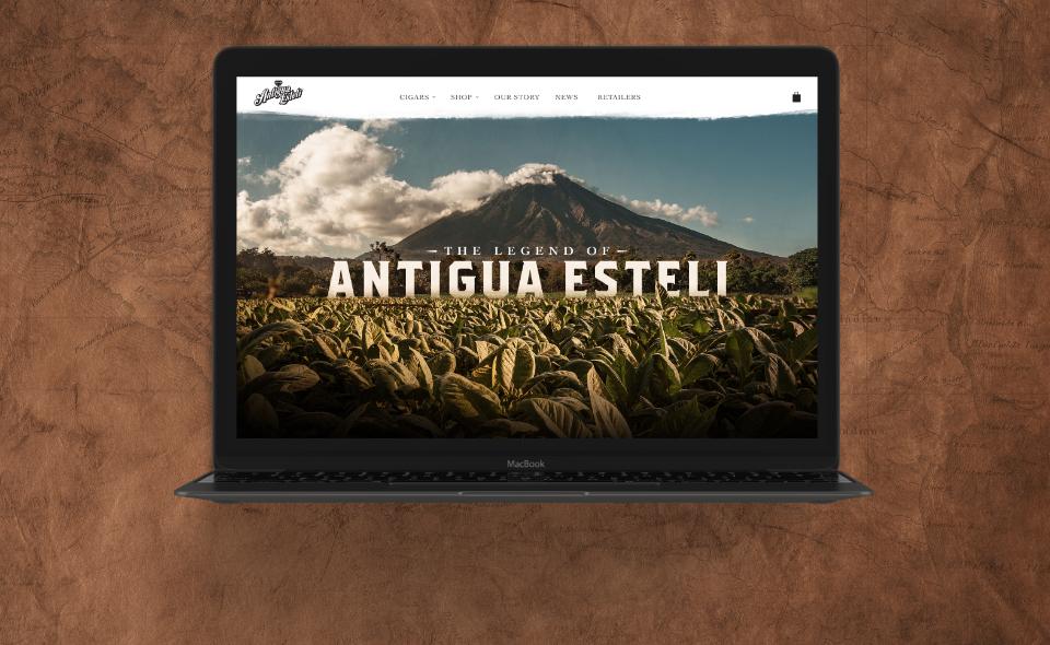 Antigua Esteli Cigars