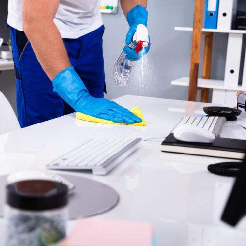 office protection from coronavirus
